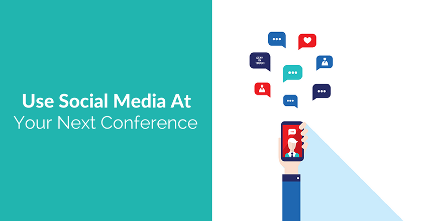Use Social Media At Your Next Conference