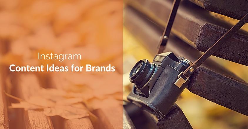 instagram ideas for brands