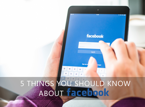 5 Things About Facebook