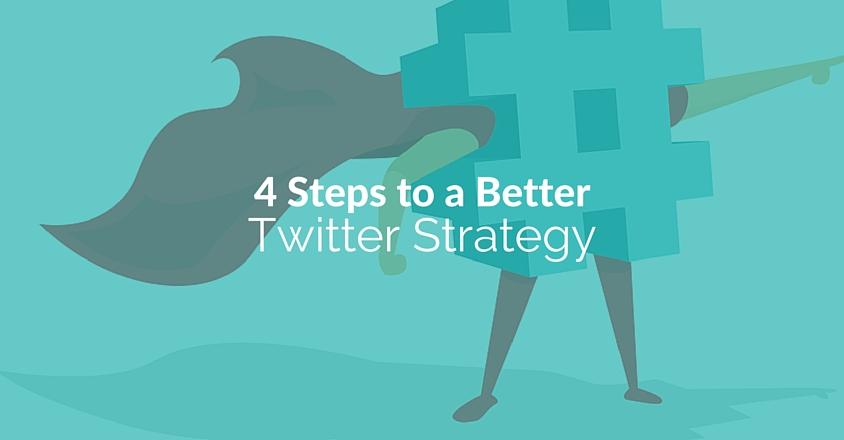 Better Twitter Strategy