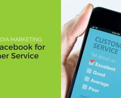 how to provide great customer service on facebook