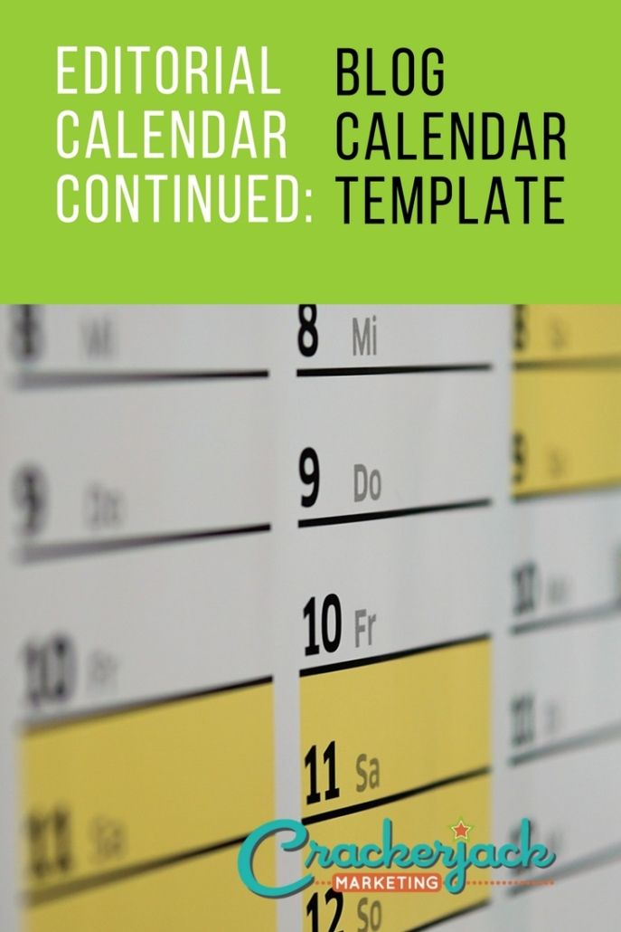 Editorial Calendar Continued_ Blog Calendar Template