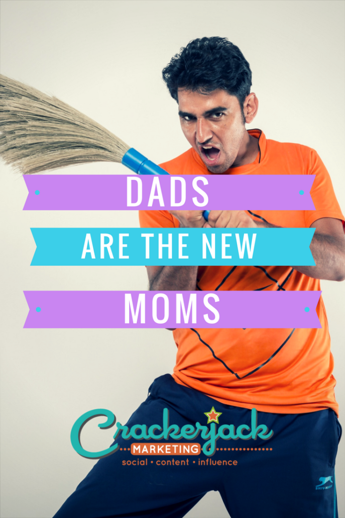 Dads are the New Moms
