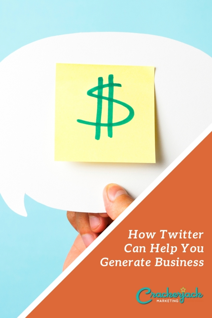 How Twitter Can Help You Generate Business