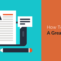 How To Structure A Great Blog Post
