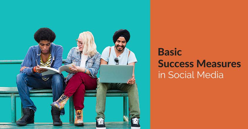 Basic Success Measures in Social Media