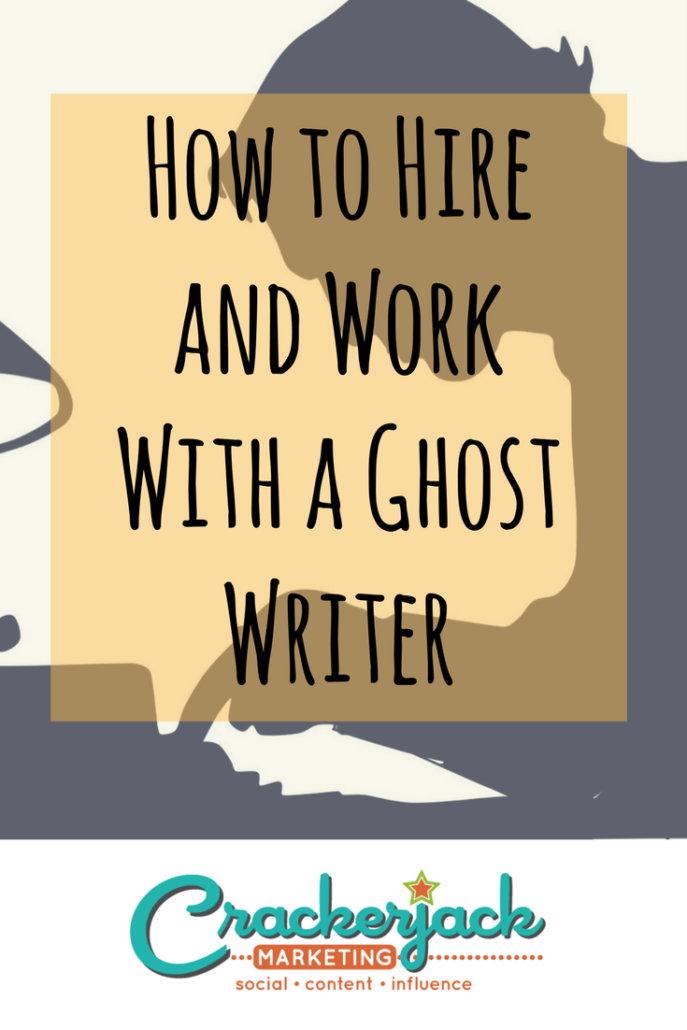 How to Hire and Work With a Ghost Writer