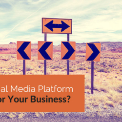 Which Social Media Platform is Right For Your Business?