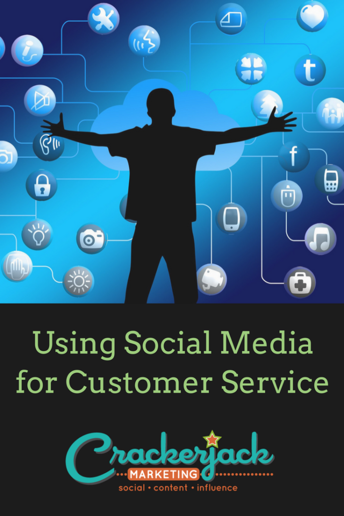 Using Social Media for Customer Service