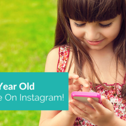 Help! My 9 Year Old Wants To Be On Instagram!