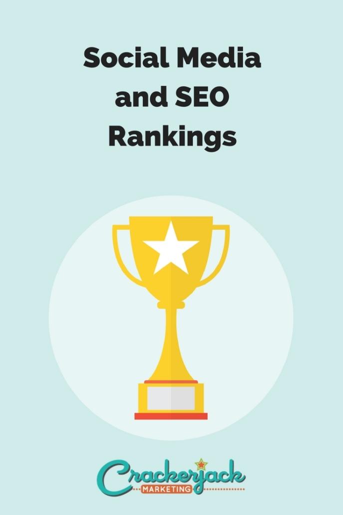 Social Media and SEO Rankings