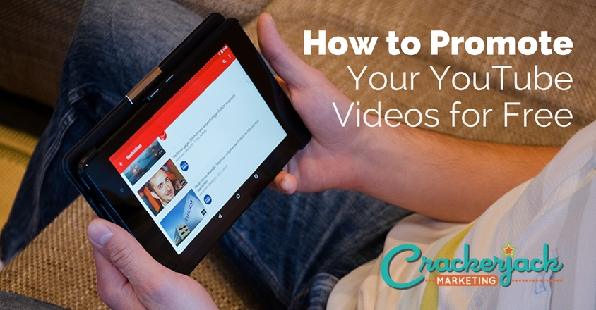 How to Promote Your YouTube Videos for Free