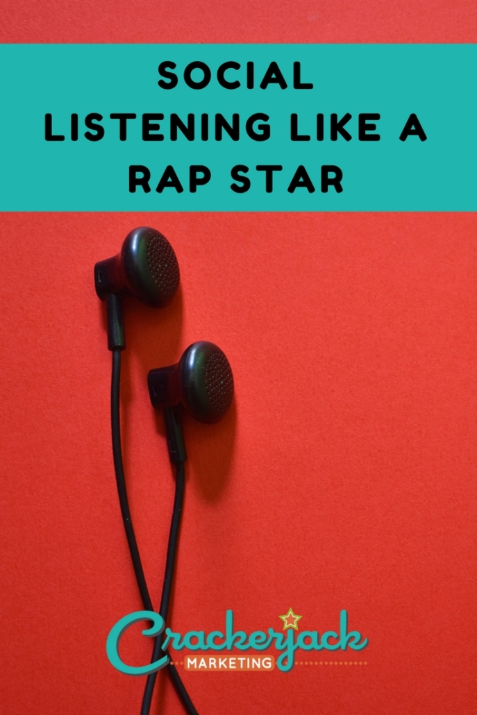 Social Listening Like a Rap Star