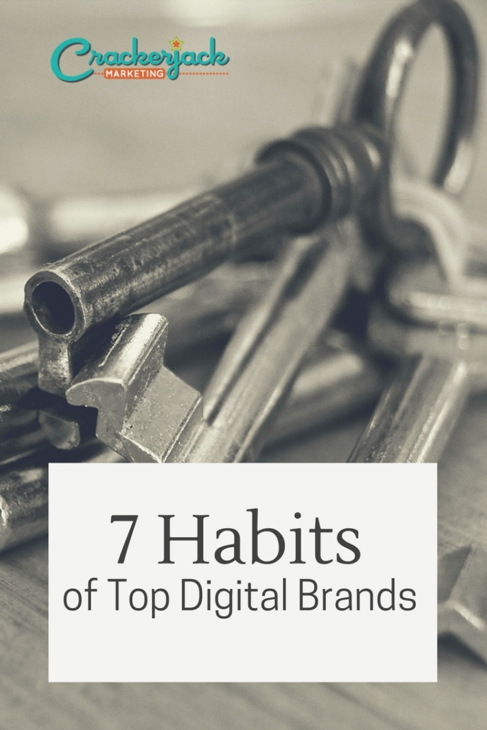 7 Habits of Top Digital Brands