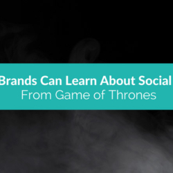 What Brands Can Learn About Social Media From Game of Thrones