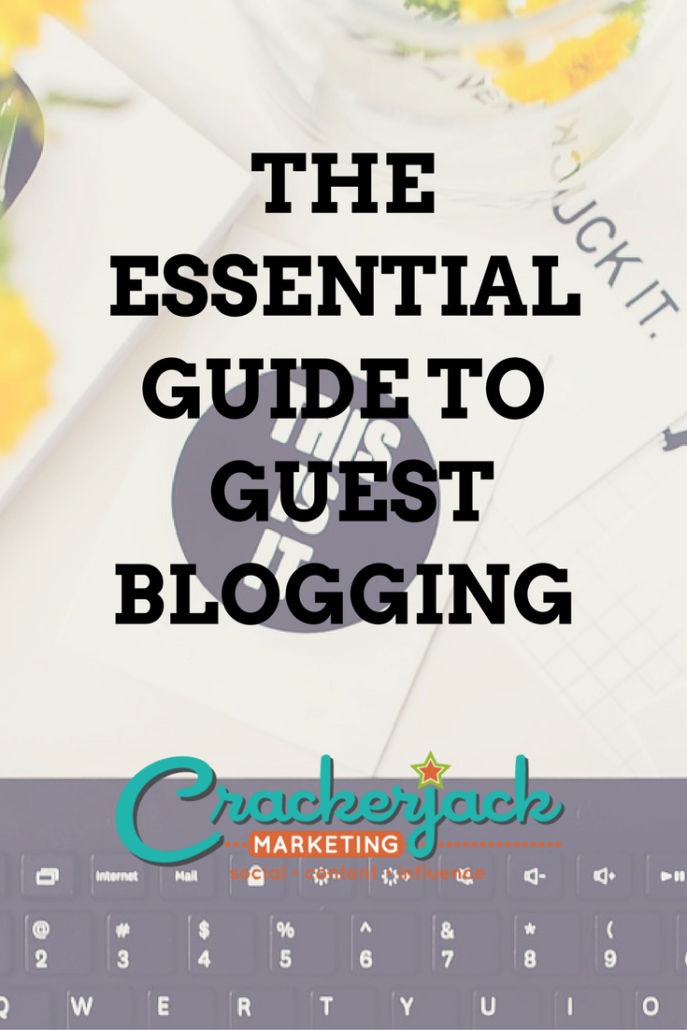 The Essential Guide to Guest Blogging