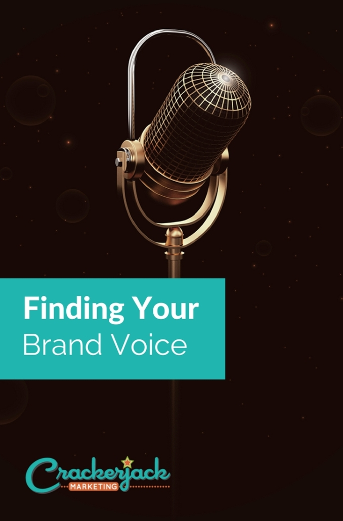 Finding Your Brand Voice