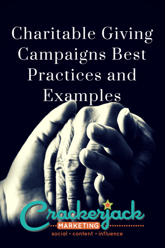 Charitable Gving Campaigns Best Practices