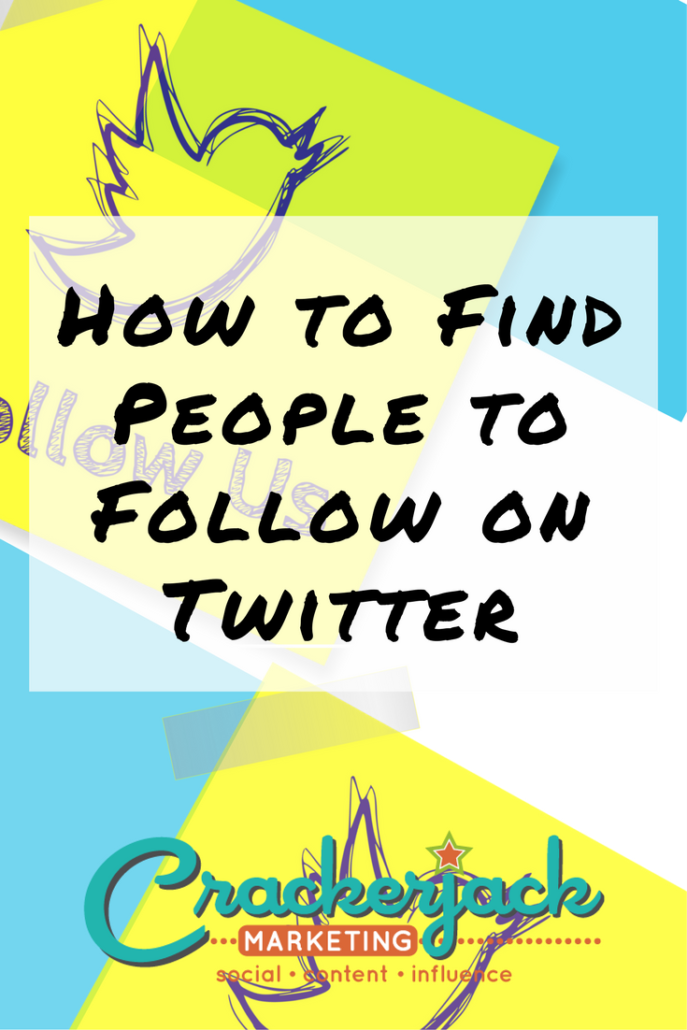How to Find People to Follow on Twitter