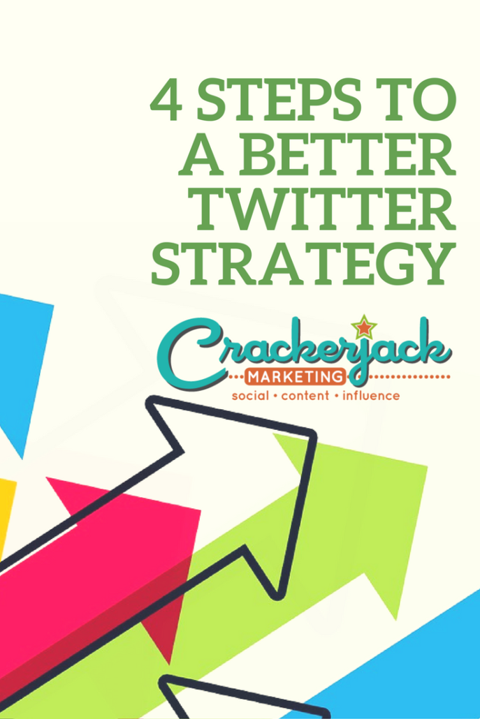 4 Steps to A Better Twitter Strategy