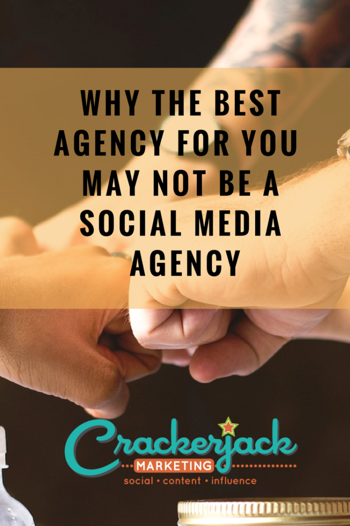 Why The Best Agency