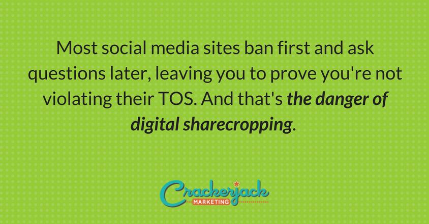 how to avoid digital media