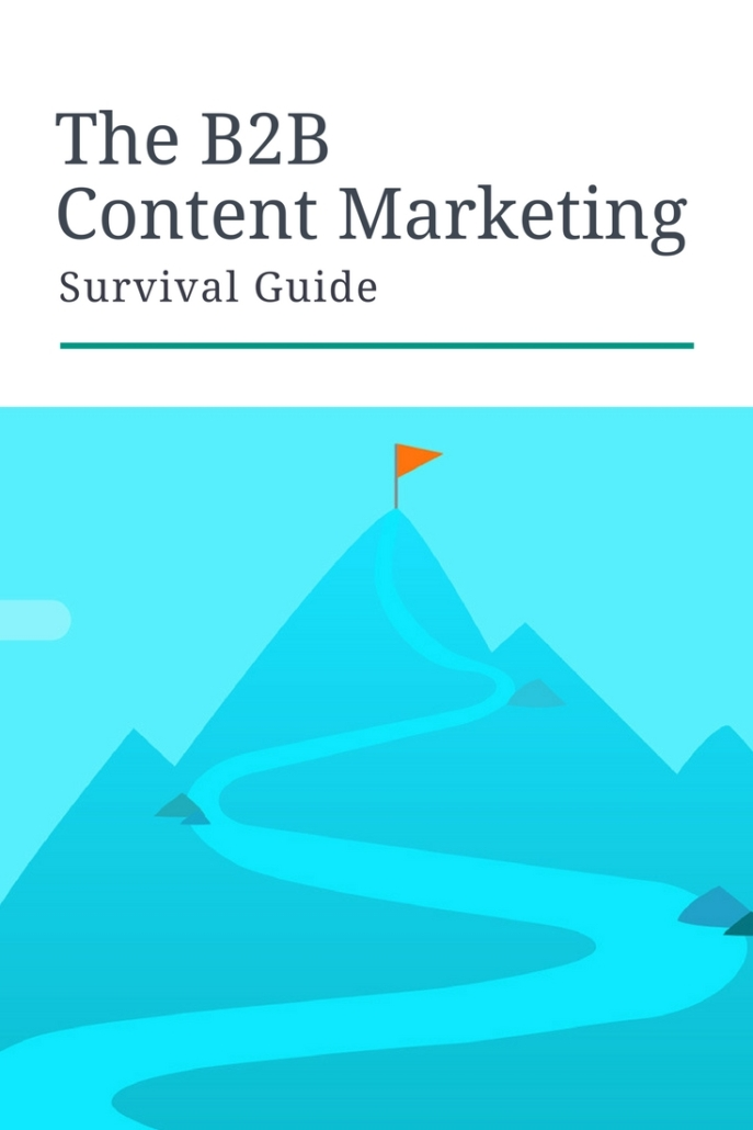 The B2B Content Marketing Survival Guide - Pinterest