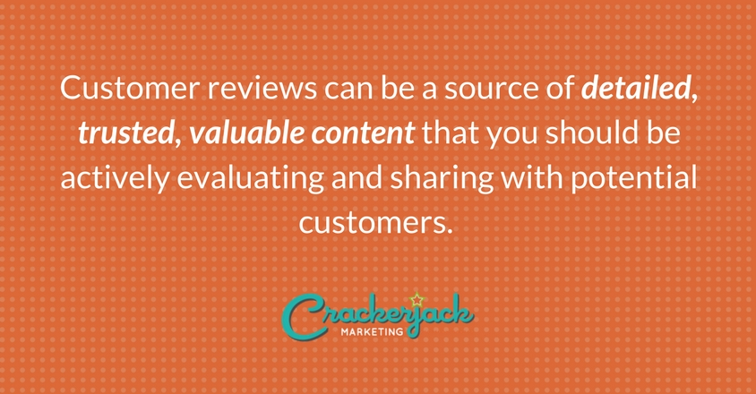 B2B Customer Reviews